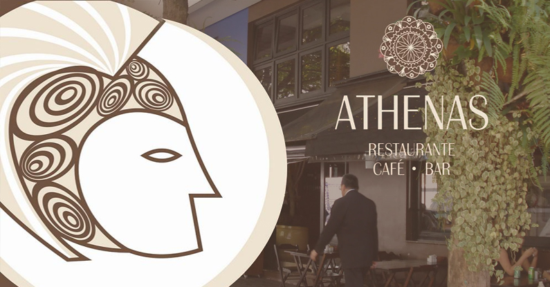 Athenas – ComidaGrega