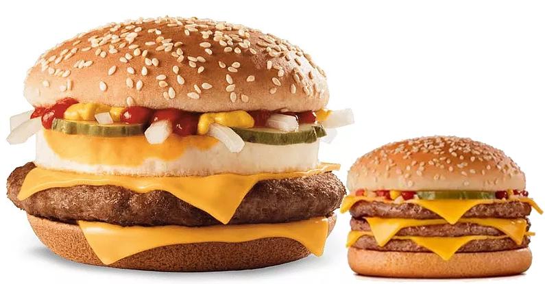 McDonald's – QUARTEIRÃO EGG | TRIPLO | McFlurry Duo e Linha Signature –Barbecue
